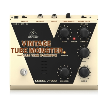 VT999 - Guitar and Bass Behringer VT999