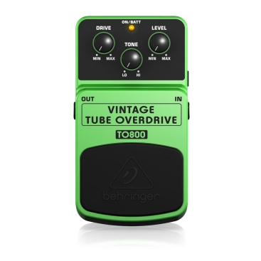 TO800 Overdrive Behringer