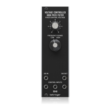 904B Voltage Contrlled High Pass Filter Synthesizers Behringer