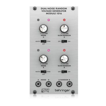 Dual Noise / Random Voltage Generator Module 1016 Noise Module