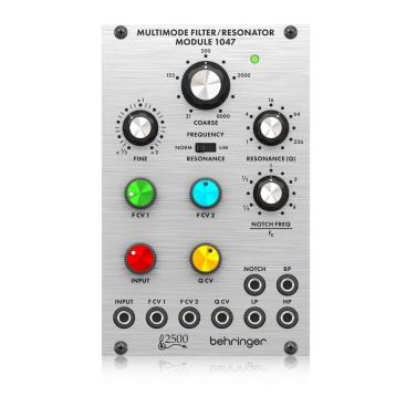 Mulitimode Filter / Resonator Module 1047 Filter Modules Behringer
