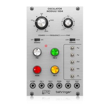 Oscillator Module 1004 Oscillator Modules Behringer