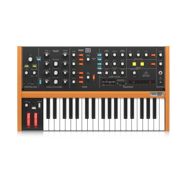 Poly D Keyboard Synthesizers Behringer