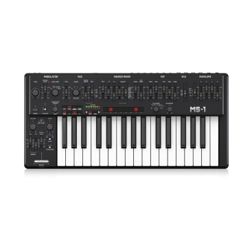 MS-1-BK Synthesizers Behringer