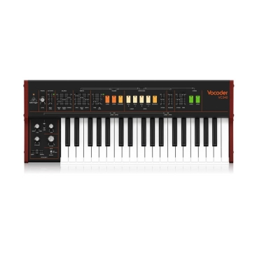 Vocoder VC340 Keyboard Synthesizers Behringer