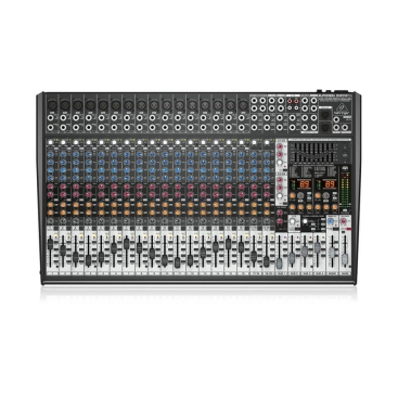 SX2442FX Mixer Behringer Analog 24 input 4 Bus Tích Hợp Mic Preamp EQ USB 2 x FX