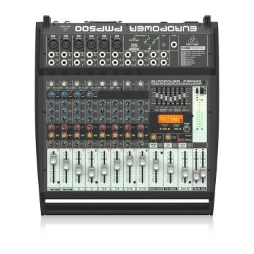 PMP500 Powered Mixer