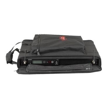 Case Soft 1U Đựng Micro Không Dây Bộ Tín Hiệu SKB 1SKB-SC191U
