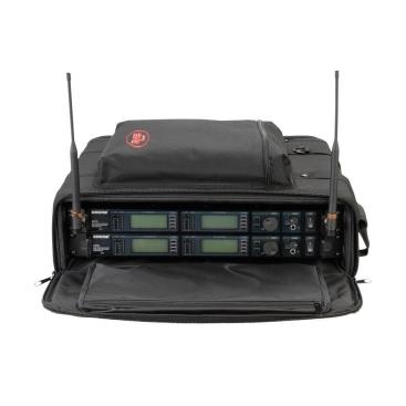 Case Soft 2U Đựng Micro Không Dây Bộ Tín Hiệu SKB 1SKB-SC192U