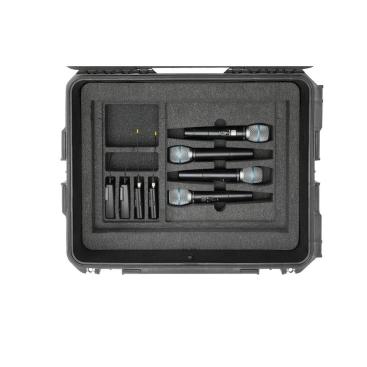SKB 3i-221710WMC  Case Mixer Không Dây 4 cái