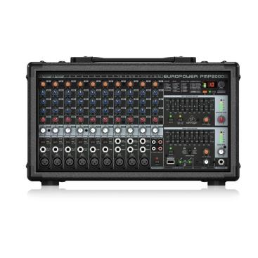 Behringer PMP2000D Mixer Liền Công Suất 2.000w 14 channels FX