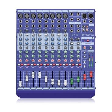 Midas DM12 Mixer Annalog 12 Input