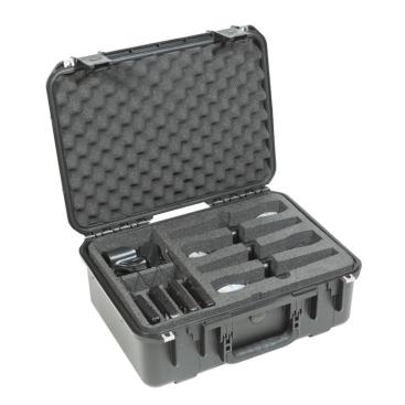 SKB 3i-1813-7WMC Case Mixer Không Dây 8 cái