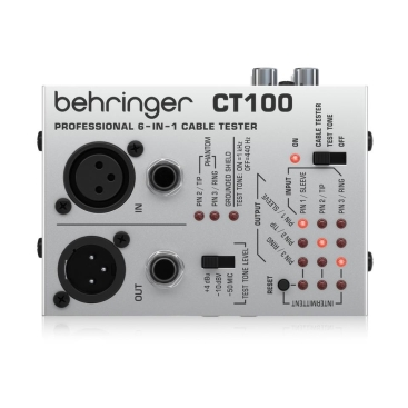 Behringer CT100 Bộ Test Dây