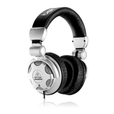 HPX2000 DJ Headphones Behringer