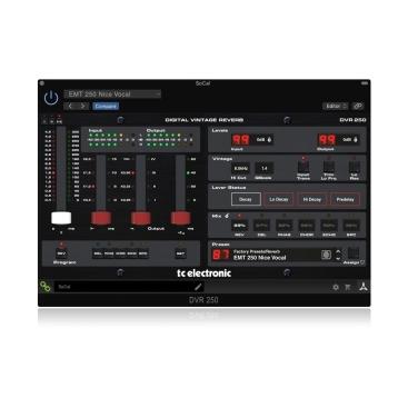 DVR250 NATIVE / DVR250-DT TC Electronic