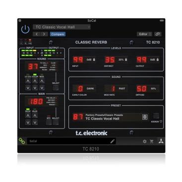 TC8210 NATIVE / TC8210-DT TC Electronic