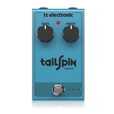 Guitar and Bass TAILSPIN VIBRATO