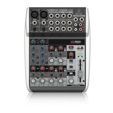 Q1002USB Analog Mixers Behringer
