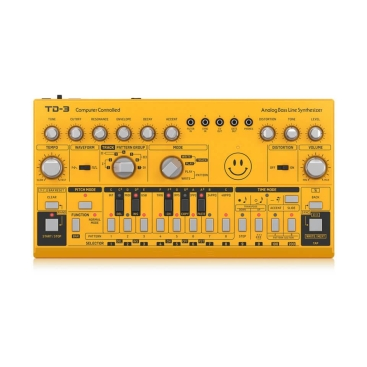 TD-3-AM -Synthesizers Behringer