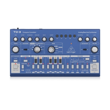 TD-3-BU Synthesizers Behringer