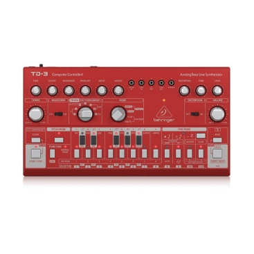 TD-3-RD Synthesizers Behringer