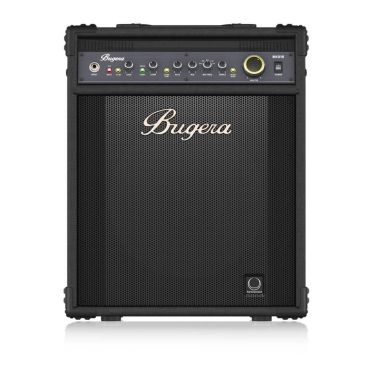 BXD15 Solidstate Bass Combo Amplifiers Bugera