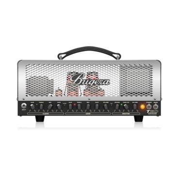 T50 INFINIUM Tube Guitar Head Amplifiers Bugera