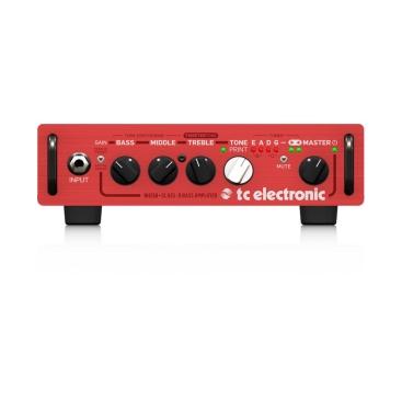 BH250 - Bass Head Amplifiers TC ELECTRONIC BH250