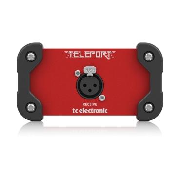 GLR Active DI Boxes Tc Electronic