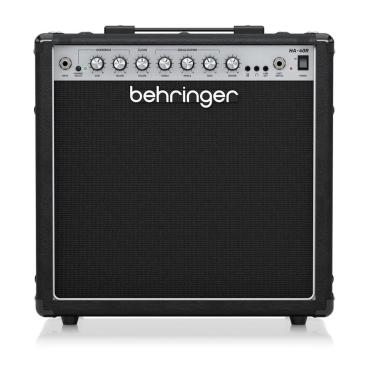 Ha-40r Guitar Amplifiers Behringer