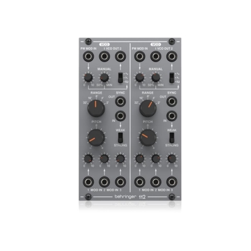 112 DUAL VCO Analog Dual Vco Behringer