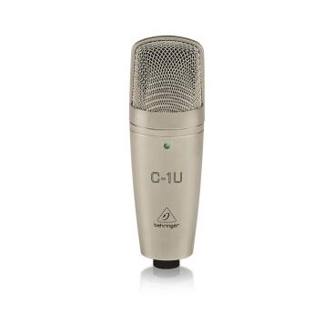 Microphone Condenser Thu Âm USB Behringer C-1U